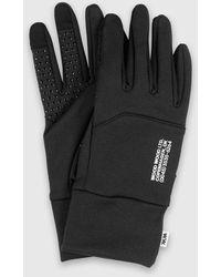WOOD WOOD Holger Gloves - Black