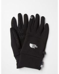 The North Face - Womens Etip Gloves - Lyst
