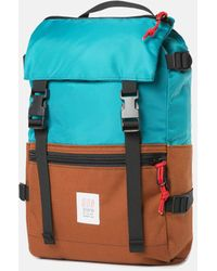 Topo Rover Pack Backpack Turquoise / Clay - Blue