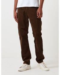 Carhartt Wip Club Pant Trousers (corduroy) - Brown