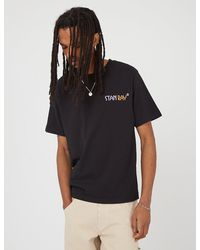 Stan Ray Peace T-shirt - Black