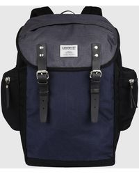 Sandqvist Lars-goran Backpack (canvas) - Black