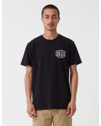 Deus Ex Machina Address Tokyo T-shirt - Black