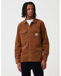 Carhartt - Long Sleeve Swinton Shirt - Lyst