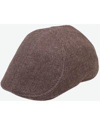 Goorin Bros Manhattan Ivy Flat Cap - Brown
