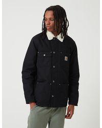 Carhartt Wip Fairmount Coat - Black