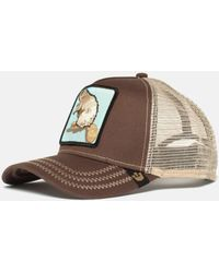 f91eb3786 Beaver Trucker Cap - Brown
