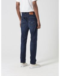 Levi's 502 Jeans (relaxed Tapered) - Blue