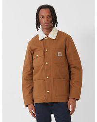 Carhartt Fairmount Coat - Brown