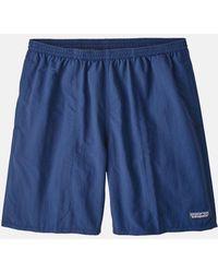 "Patagonia Baggies Longs Shorts (7"") - Blue"
