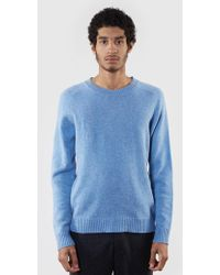 Gant Rugger Shetland Sweater - Blue
