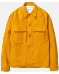Norse Projects - Kyle Wool Jacket - Lyst