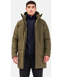 Norse Projects Rokkvi 5.0 Gore Tex Parka - Green