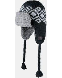 Barts - Stavanger Peruvian Beanie Hat - Lyst