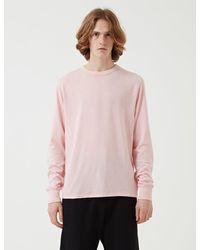 Les Basics Le Long Sleeve T-shirt - Pink