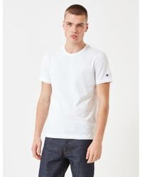 Champion Reverse Weave T-shirt - White