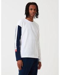Reebok Foundation Long Sleeve T-shirt - White