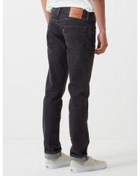 Levi's 511 Performance Fit Jeans (slim) - Blue