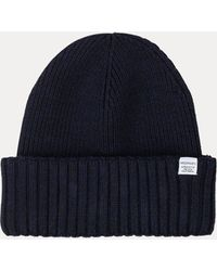 Norse Projects - Chunky Rib Beanie Hat - Lyst