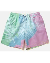 Boardies - Tropicano Swim Shorts (mid-length) - Lyst