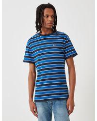 Tommy Hilfiger Bold Stripe T-shirt - Blue