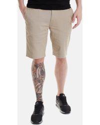 Dickies Palm Springs Shorts - Natural
