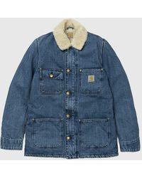 Carhartt Wip Phoenix Coat (denim) - Blue