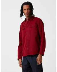 Patagonia - Long Sleeve Four Canyons Twill Shirt - Lyst
