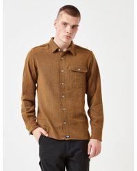 Dickies - Lewisburg Herringbone Shirt - Lyst
