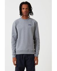 Patagonia P-6 Label Uprisal Crew Sweatshirt - Grey