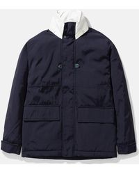 Norse Projects Ystad Nautical Jacket - Blue