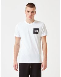 The North Face - Black Label Fine T-shirt - Lyst