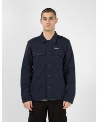 Patagonia Better Sweater® Fleece Shirt Jacket New Navy - Blue