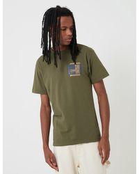 Stan Ray Terry T-shirt - Green