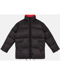 Calvin Klein Oversized Puffer Jacket - Black