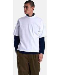 Barbour 'made For Japan' Houghton T-shirt - White