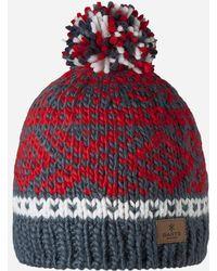 Barts | Log Cabin Beanie Hat | Lyst