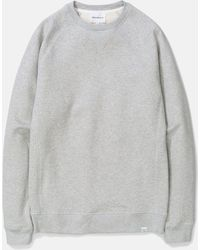 Norse Projects - Ketel Classic Crew Sweatshirt - Lyst