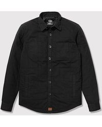 Dickies - Judson Quilted Over Shirt - Lyst