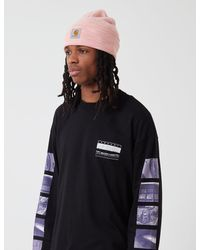 Carhartt Wip Watch Beanie Hat - Pink