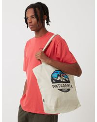 Patagonia - Fitz Roy Scope Market Tote Bag - Lyst