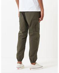 Carhartt Wip Cargo Jogger Pants (ripstop) - Green