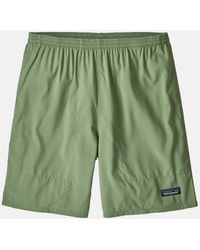 "Patagonia Baggies Lights Shorts (6.5"") - Green"