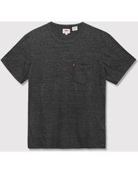 Levi's - Sunset Pocket T-shirt (melange) - Lyst