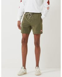 Deus Ex Machina Sandbar Solid Garment Dye Shorts