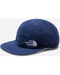 The North Face Reversible Norm Hat (fleece) - Blue