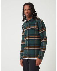 Dickies Prestonburg Check Shirt - Green