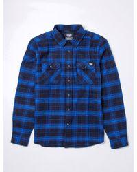 Dickies - Sunfield Plaid Shirt - Lyst