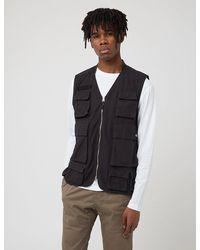 Edwin Tactical Vest (ripstop) - Black
