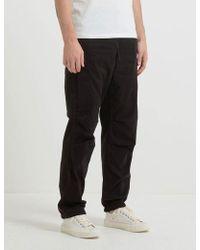 9f8a1276bde1 Lyst - PUMA x NATUREL Men s Black Cargo Pants in Black for Men